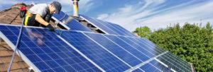 matériel photovoltaïque