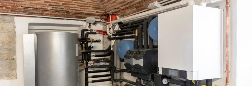 Chaudières gaz à condensation