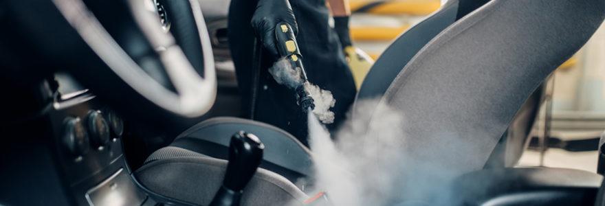 Nettoyage de voiture à Genève