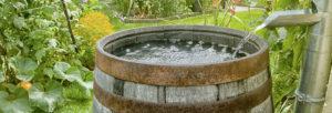 recycler l'eau de pluie