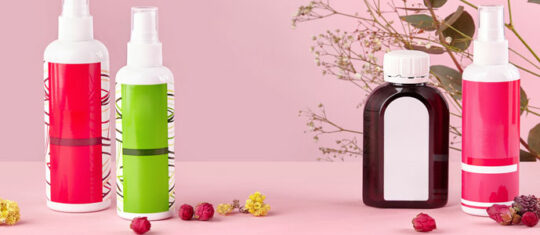 produit cosmétique biologique